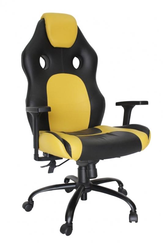 Cadeira Gamer Presidente Taboão da Serra - Cadeira Presidente Reclinável