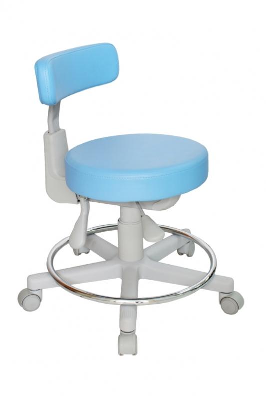 Cadeira Giratória Mocho Campo Grande - Cadeira Secretária Giratória