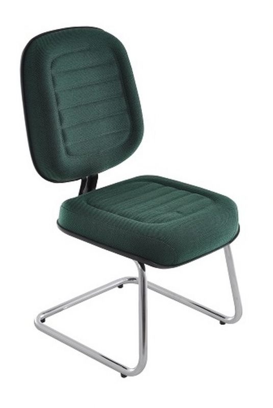 Cadeira Interlocutor Cromada Preço Chora Menino - Cadeira Interlocutor