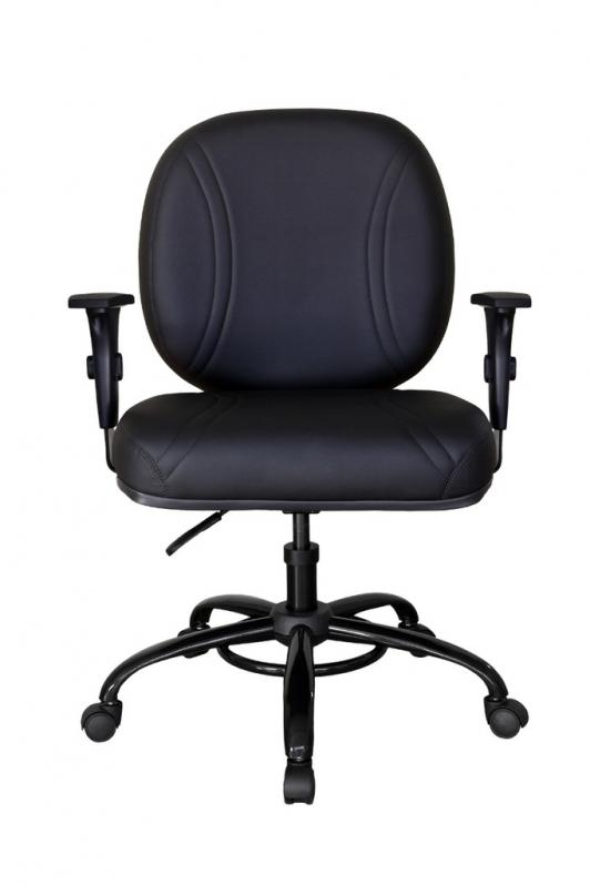Cadeira Presidente 150kg Preços Mogi das Cruzes - Cadeira Executiva Presidente