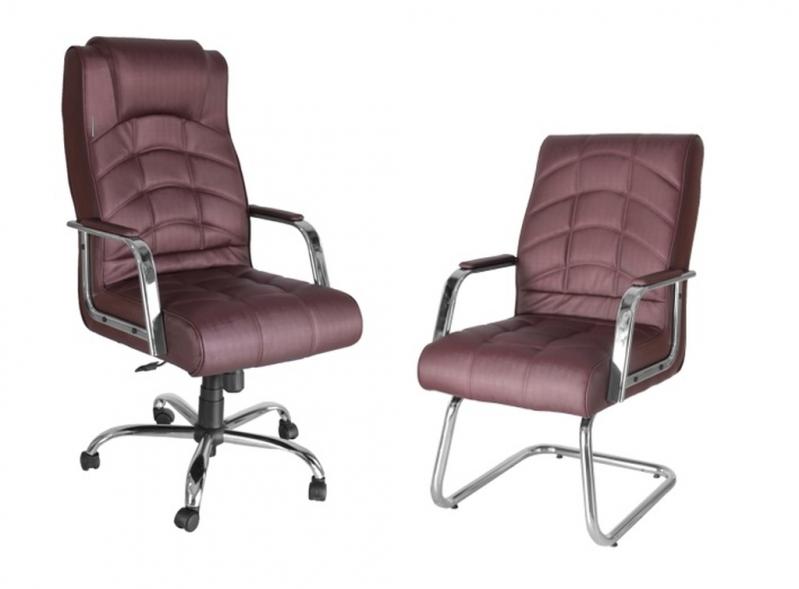 Cadeira Presidente e Interlocutor Preço Casa Verde - Cadeira Interlocutor Fixa