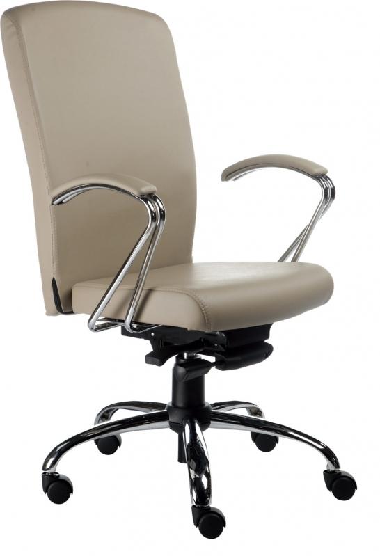 Cadeira Tipo Presidente Preços Bacaetava - Cadeira Presidente Branca