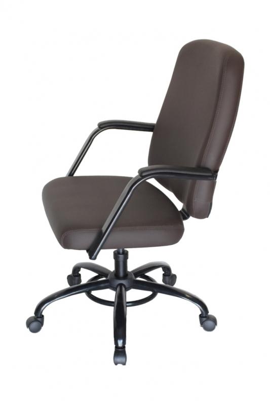 Cadeiras Presidente para 150 Kg Barra Funda - Cadeira Giratória Presidente