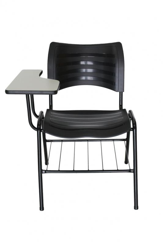 Cadeiras Universitária em Polipropileno Chácara Cruzeiro Do Sul - Cadeira Universitária Azul