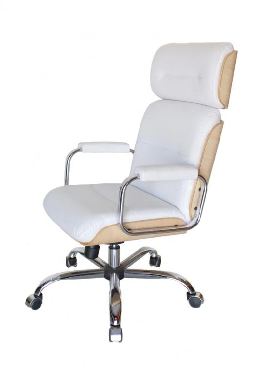 Comprar Cadeira Presidente Branca Lençóis Paulista - Cadeira Presidente 150kg
