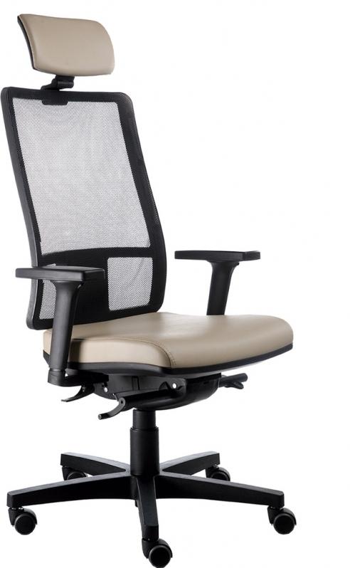Comprar Cadeira Presidente Reclinável ABCD - Cadeira Tipo Presidente