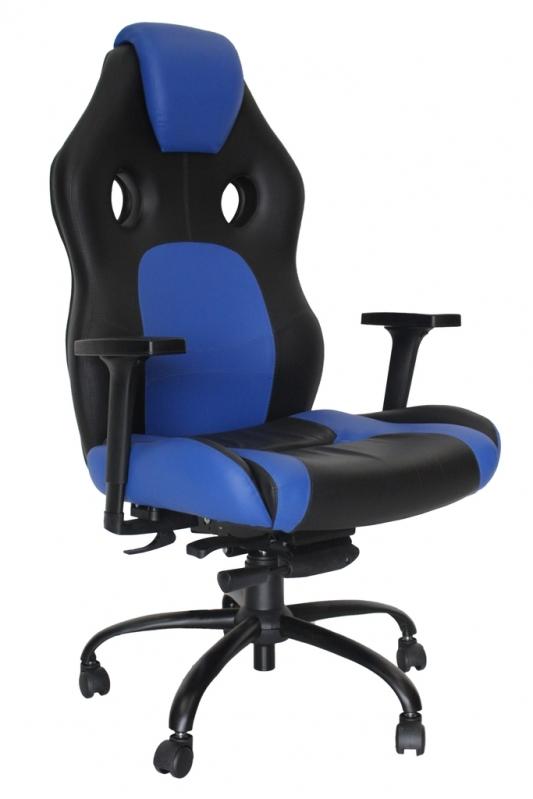 Empresa de Cadeira Gamer Presidente Jardim Arizona - Cadeira Presidente para 150 Kg