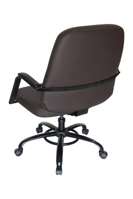 Empresa de Cadeira Presidente 150kg Embu das Artes - Cadeira Office Presidente
