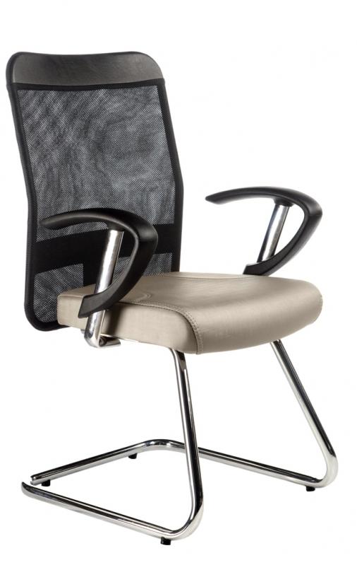 Indústria de Cadeira Interlocutor Cromada Jardim De Lorenzo - Cadeira Interlocutor Fixa