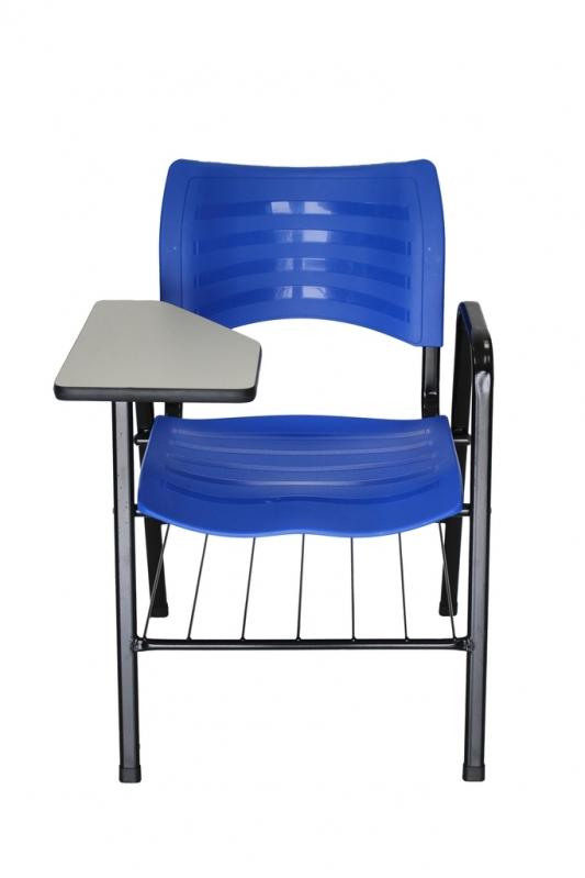 Loja de Cadeira Universitária em Polipropileno Mogi Guaçu - Cadeira Universitária Azul