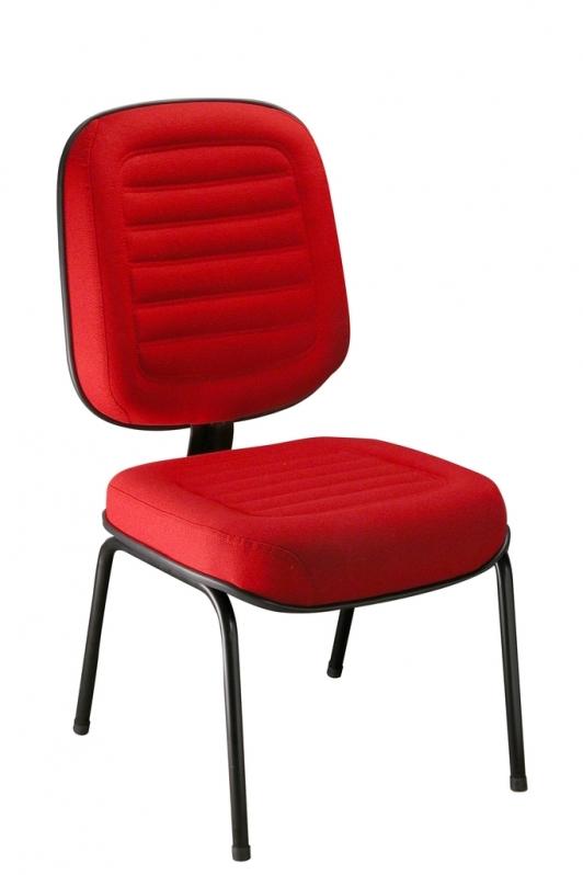Preço de Cadeira de Escritório Interlocutor Fixa Lauzane - Cadeira de Escritório Interlocutor