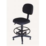 cadeira caixa alta secretária valores Lapa