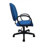 cadeira de escritório giratória colorida Vila Beatriz