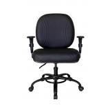 cadeira de escritório para 150 quilos preço Vila Sampaio