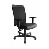 cadeira de escritório tela valor Água Vermelha