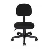 cadeira de rodinha para escritório preços Capão Redondo