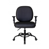 cadeira escritório até 150kg preço Conjunto Habitacional Palmares