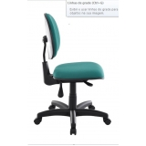cadeira escritório executiva confortável jardim picolo