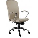 cadeira escritório presidente giratória Jardim Bonfiglioli