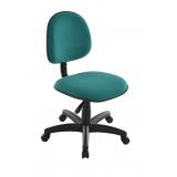 cadeira estofada escritório preço Vila Élvio