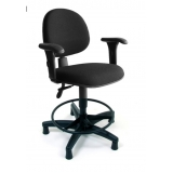 cadeira executiva alta confortável Pindamonhangaba