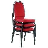 cadeira fixa empilhável valores Jardim Leonor