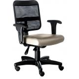cadeira giratória home office confortável Araraquara
