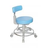 cadeira giratória mocho Piracaia
