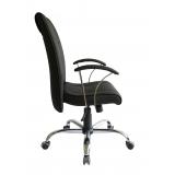 cadeira giratória para escritório Vila Costa Melo