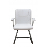 cadeira interlocutor branca Espírito Santo