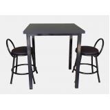 cadeira mesa cozinha Conjunto Residencial Butantã