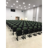 cadeira para auditório com braço Santa Isabel