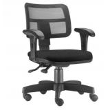 cadeira para home office pequeno confortável Centro