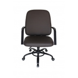 cadeira presidente para 150 kg Vila Batista