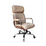 cadeira presidente reclinável preços Araçoiabinha