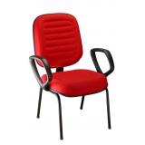 cadeira secretária fixa Jardim Avelino