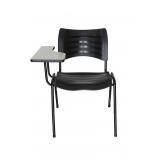 cadeira universitária em polipropileno preço Sumaré