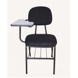 cadeira universitária estofada preço Santa Bárbara d'Oeste