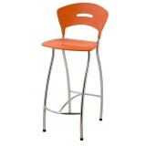 cadeiras alta com encosto para cozinha Jardim América
