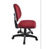 cadeiras de escritório giratória estofada Jaboticabal