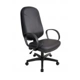 cadeira de escritório giratória presidente