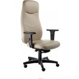 cadeira de escritório presidente reclinável
