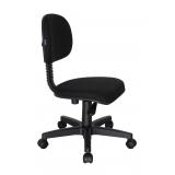 cadeiras de escritório secretária Lapa
