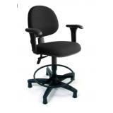 cadeira alta para recepção