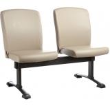 cadeira dupla para recepção