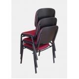cadeiras empilhável freguesia do ó