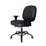 cadeiras escritório até 150kg Vila Campanela