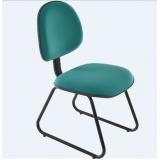 cadeiras executiva fixa Raposo Tavares