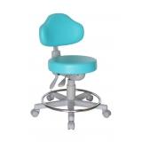 cadeira giratória mocho