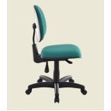 cadeira secretária giratória com braços